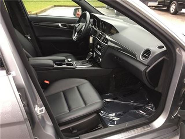 2014 MERCEDES-BENZ C-CLASS C300 / AWD / LEATHER / MOONROOF in Fonthill, Ontario