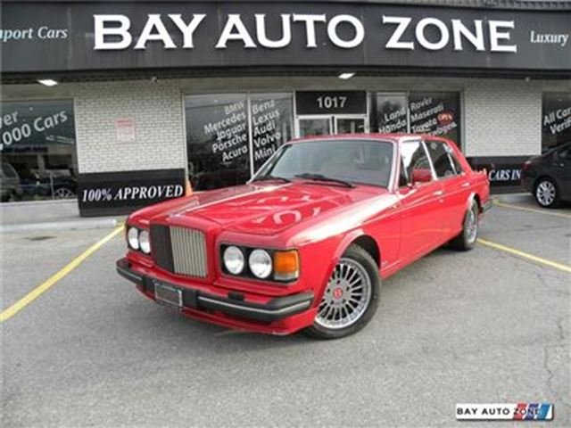 1989 BENTLEY TURBO R - in Toronto, Ontario