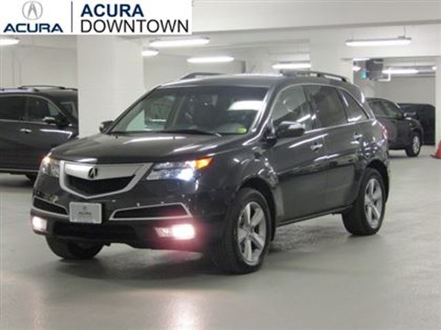 2013 acura mdx acura certified 7yr warranty navi toronto ontario used car for. Black Bedroom Furniture Sets. Home Design Ideas