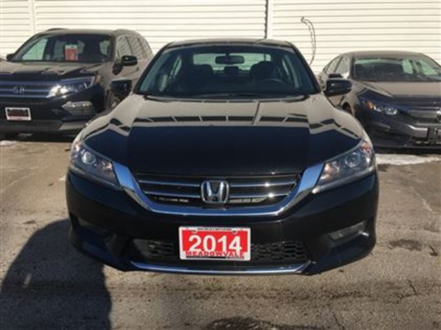 2014 honda accord exl l no accidents l rate as low as upto 5 y mississauga ontario used. Black Bedroom Furniture Sets. Home Design Ideas