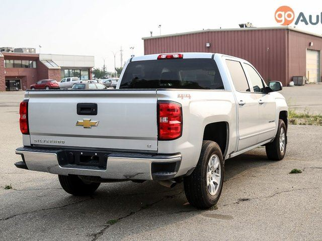 2016 chevrolet silverado 1500 1lt 4dr 4x4 pickup red deer alberta used car for sale 2723976. Black Bedroom Furniture Sets. Home Design Ideas