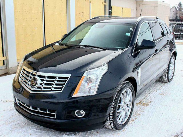 2014 cadillac srx premium awd loaded 1 owner finance available edmonton alberta used car for. Black Bedroom Furniture Sets. Home Design Ideas