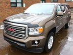 2015 GMC Canyon SLE CUSTOM CANOPY LOADED FINANCE AVAILABLE in Edmonton, Alberta