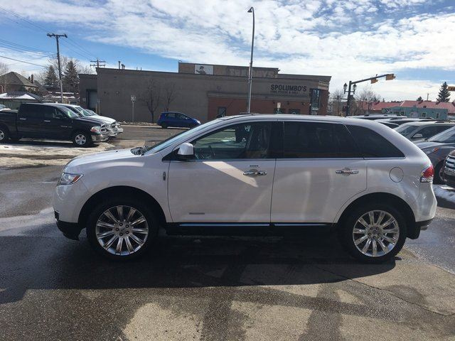2011 lincoln mkx limited 4dr all wheel drive calgary alberta used car for sale 2725047. Black Bedroom Furniture Sets. Home Design Ideas