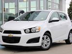 2016 Chevrolet Sonic Certified   Turbo LT Package   Rear Vision Camera   Heated Front Seats   Bluetooth in Kamloops, British Columbia