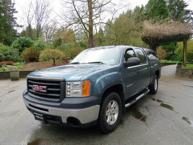 2010 GMC SIERRA 1500 WT in Langley, British Columbia