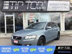 2008 Volvo V50 T5 ** Fast, Fun, Rare, 2 sets of Rims/Tires ** in Bowmanville, Ontario