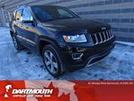 2015 Jeep Grand Cherokee LIMITED/LEATHER/8.4 TOUCH SCREEN DISPLAY/BACK UP in Dartmouth, Nova Scotia