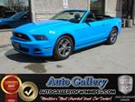 2014 Ford Mustang *Prem. Convertible in Winnipeg, Manitoba