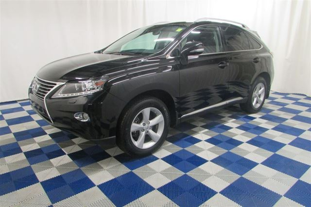 2013 LEXUS RX 350 SPORT AWD/SUNROOF/LEATHER/HTD MEMORY SEATS in Winnipeg, Manitoba
