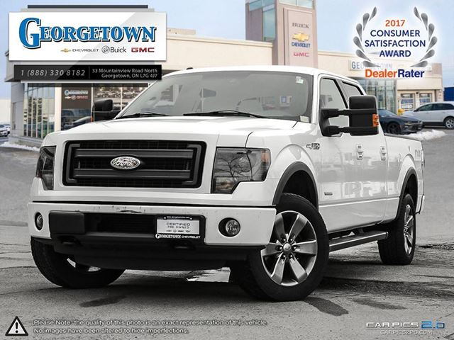 2013 ford f 150 fx4 fx4 georgetown ontario used car for sale 2724796. Black Bedroom Furniture Sets. Home Design Ideas