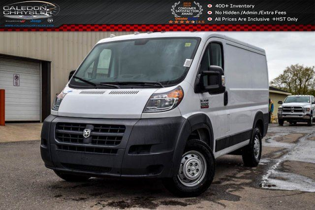 2017 ram promaster base bolton ontario new car for sale 2724602. Black Bedroom Furniture Sets. Home Design Ideas