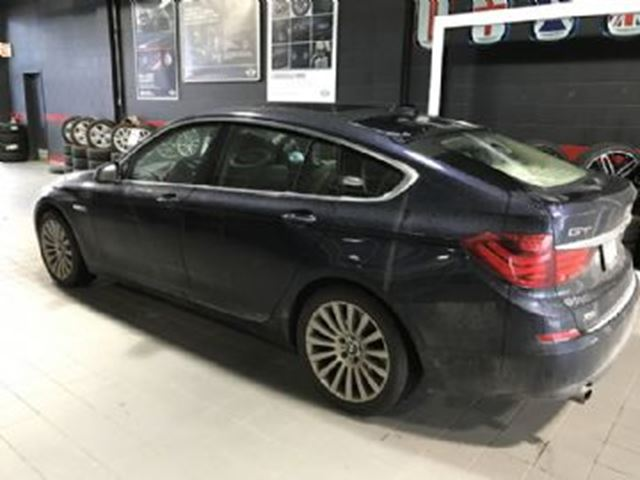 2013 BMW 5 Series 535 xDrive Excess Wear Protection in Mississauga, Ontario