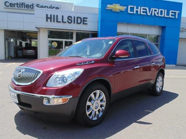 used 2011 buick enclave v6 cy cxl1 charlottetown. Black Bedroom Furniture Sets. Home Design Ideas