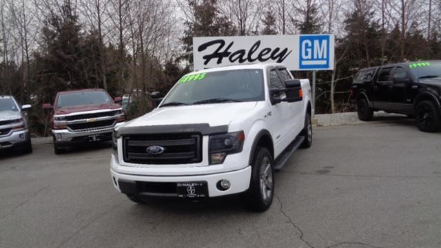 2013 Ford F-150 FX4 in Sechelt, British Columbia
