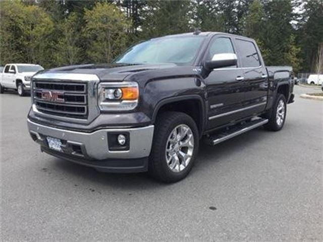 2015 GMC SIERRA 1500 SLT in Victoria, British Columbia