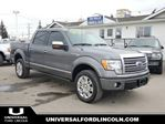 2010 Ford F-150 Platinum 4x4 w/SYNC Bluetooth, Moonroof, Navigation, 20 Aluminum Whee in Calgary, Alberta