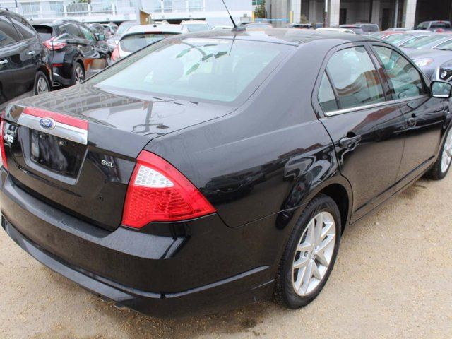 2012 ford fusion sel edmonton alberta car for sale 2725462. Black Bedroom Furniture Sets. Home Design Ideas