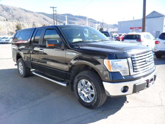 2010 ford f 150 fx4 4x4 super cab 6 5 ft box 145 in wb kamloops british columbia used car. Black Bedroom Furniture Sets. Home Design Ideas