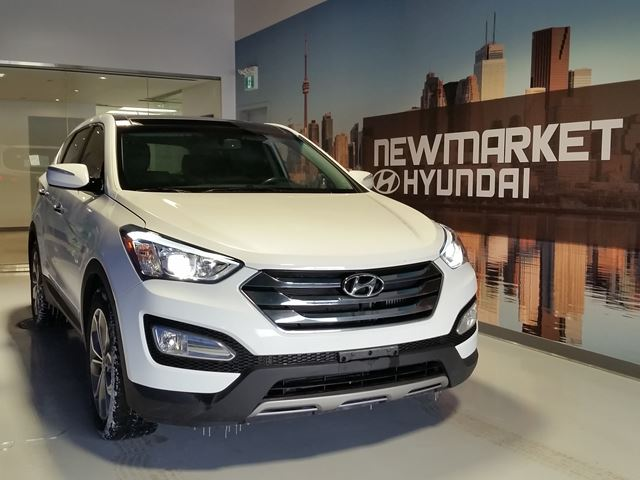 2013 hyundai santa fe limited awd all in pricing 201 b w hst newmarket ontario used car for. Black Bedroom Furniture Sets. Home Design Ideas