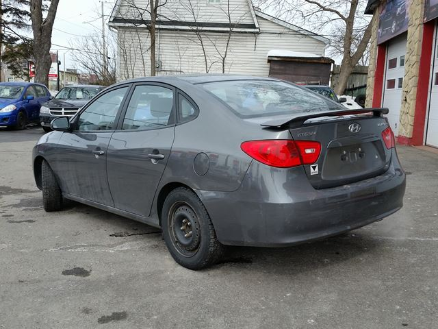 2008 hyundai elantra gls ottawa ontario used car for sale 2725222. Black Bedroom Furniture Sets. Home Design Ideas