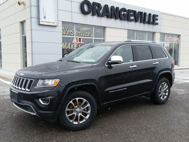2016 Jeep Grand Cherokee Limited in Caledon, Ontario