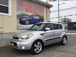2011 Kia Soul 4U, LUXURY, LEATHER, SUNROOF, BACKUP CAMERA & 18'' ALLOY WHEELS! INCLUDES 2x SETS OF TIRES AND RIMS (WINTER AND SUMMER)! in Ottawa, Ontario