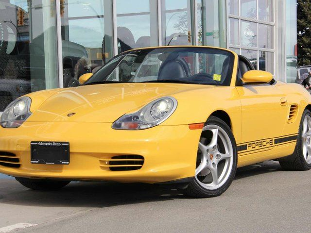 2003 PORSCHE BOXSTER Walk-Around Video | Under 50,000km | Porsche Boxster | 5-Speed Manual | Convertible | No Accidents in Kamloops, British Columbia