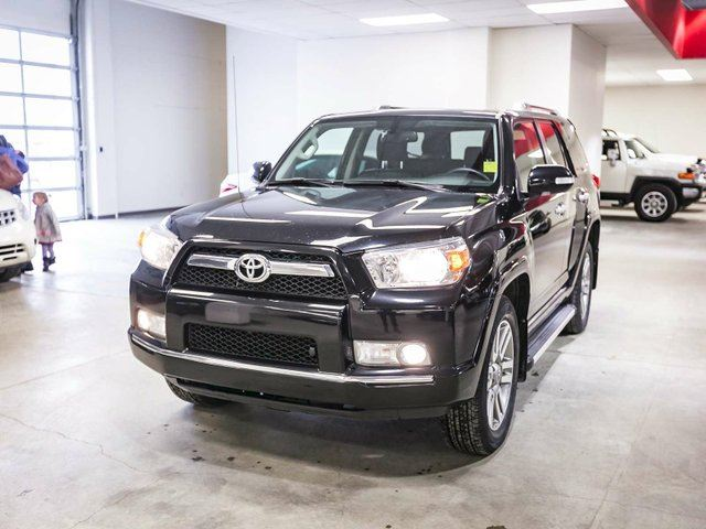 2013 toyota 4runner limited navigation leather heated seats sunroof touch screen back up. Black Bedroom Furniture Sets. Home Design Ideas