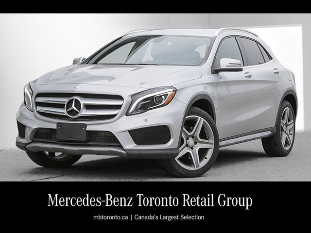 2016 mercedes benz gla250 suv 4matic mississauga for Mercedes benz suv used for sale