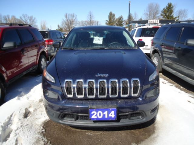 2014 JEEP CHEROKEE           in Stratford, Ontario