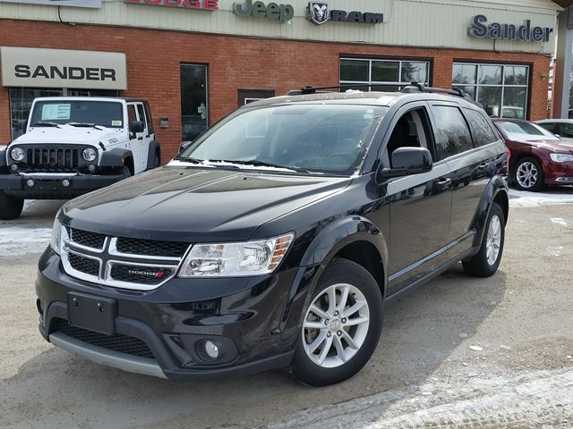 2015 Dodge Journey SXT in Gravenhurst, Ontario