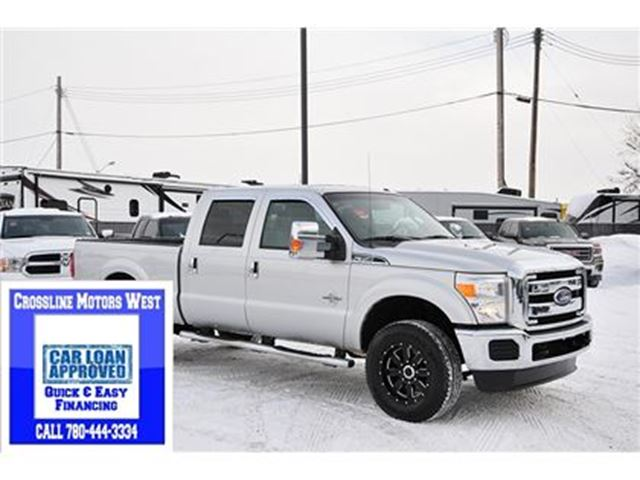 2015 Ford F-350 XLT   Power Options   Affordable Payments in Edmonton, Alberta