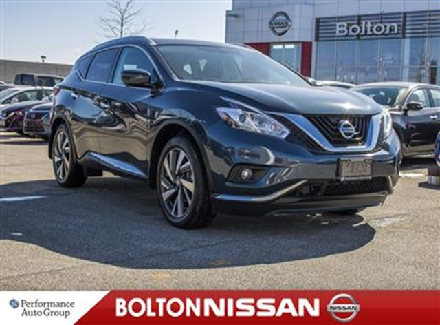 2016 nissan murano platinum navi backup camera heated seats bolton ontario used car for sale. Black Bedroom Furniture Sets. Home Design Ideas