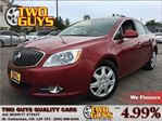 2012 Buick Verano CONVENIENCE LEATHER/CLOTH INTERIOR MOON ROOF in St Catharines, Ontario