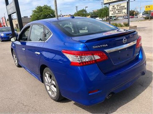 2014 nissan sentra 1 8 sr hot rod nice local trade low kms st catharines ontario car for. Black Bedroom Furniture Sets. Home Design Ideas