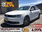 2013 Volkswagen Jetta 2.5L Sportline (A6) MOON ROOF LEATHER BIG MAGS SPE in St Catharines, Ontario