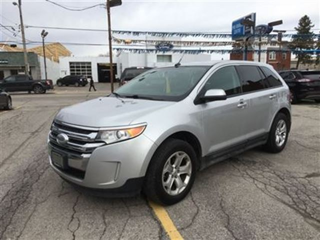 2012 ford edge sel fwd 2 0l hagersville ontario used car for sale 2726943. Black Bedroom Furniture Sets. Home Design Ideas