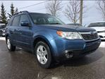 2009 Subaru Forester 2.5 X Limited Package**POWER SUNROOF**LEATHER SEAT in Mississauga, Ontario