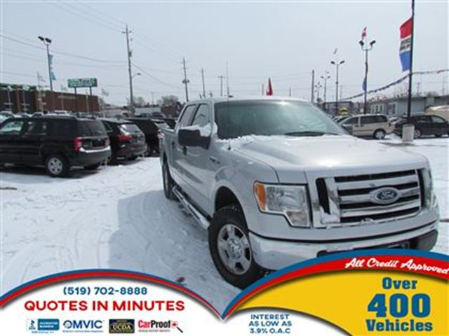 2011 Ford F-150 XLT   4X4   MUST SEE in London, Ontario