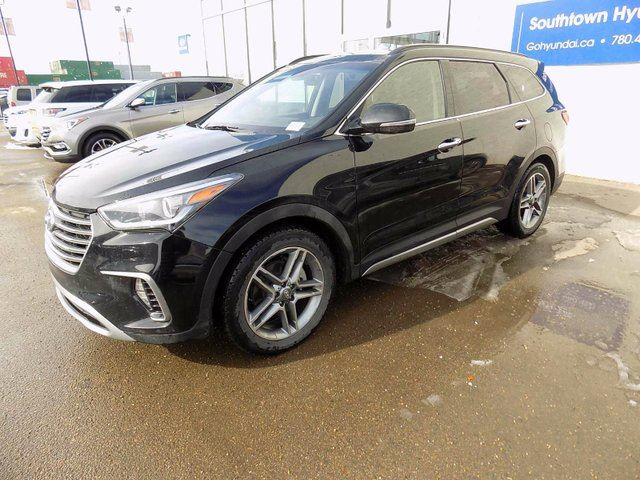 2017 hyundai santa fe limited 4dr all wheel drive edmonton alberta used car for sale 2728175. Black Bedroom Furniture Sets. Home Design Ideas