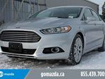 2013 Ford Fusion Titanium LEATHER SUNROOF NAVI AWD in Edmonton, Alberta