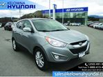 2011 Hyundai Tucson Limited 4dr All-wheel Drive in Kelowna, British Columbia