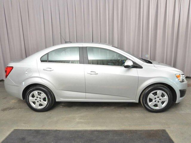 2015 chevrolet sonic lt edmonton alberta car for sale. Black Bedroom Furniture Sets. Home Design Ideas