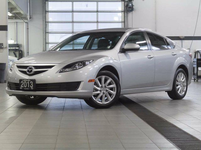 2013 MAZDA MAZDA6 GS w/Leather in Kelowna, British Columbia