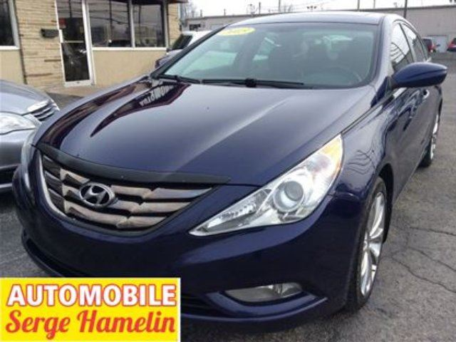 2013 hyundai sonata limited toit electrique chateauguay quebec used car for sale 2726040. Black Bedroom Furniture Sets. Home Design Ideas