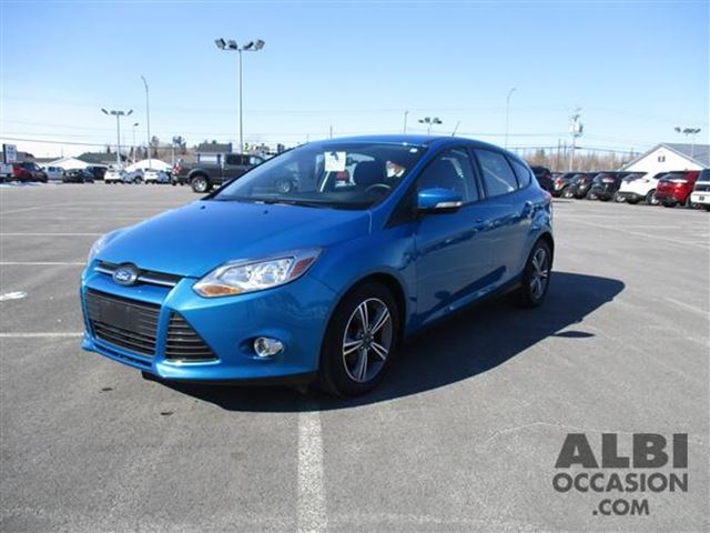 2014 ford focus se a c hatchback joliette quebec used. Black Bedroom Furniture Sets. Home Design Ideas
