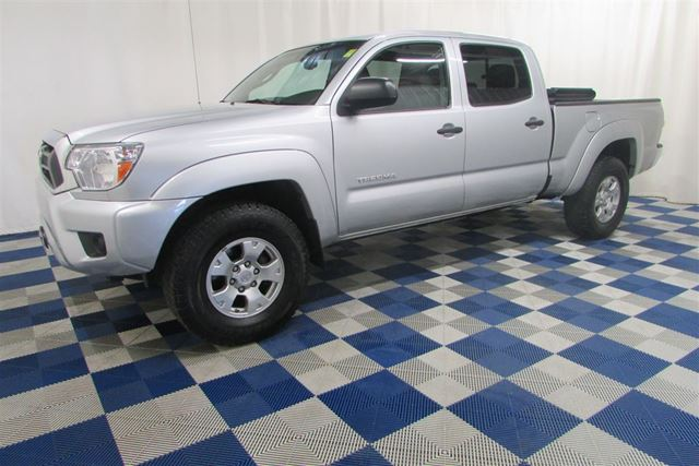 2013 toyota tacoma sr5 double cab alloys touch screen. Black Bedroom Furniture Sets. Home Design Ideas