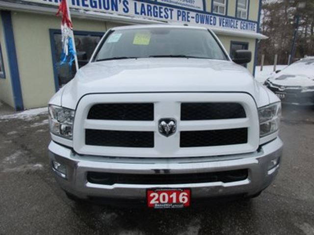 2016 dodge ram 2500 work ready outdoorsman model 6 passenger 5 7l bradford ontario used car. Black Bedroom Furniture Sets. Home Design Ideas