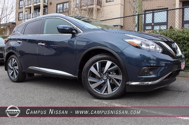 2015 nissan murano platinum bleu campus nissan. Black Bedroom Furniture Sets. Home Design Ideas